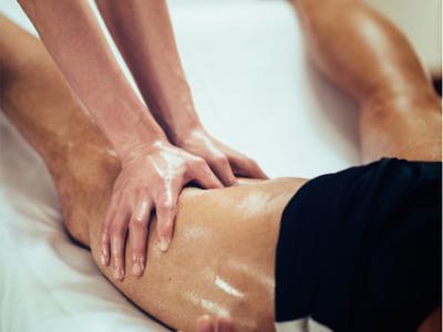 Massage Jambe hyères