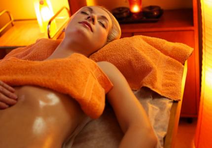 massage nabhi basti ayurveda